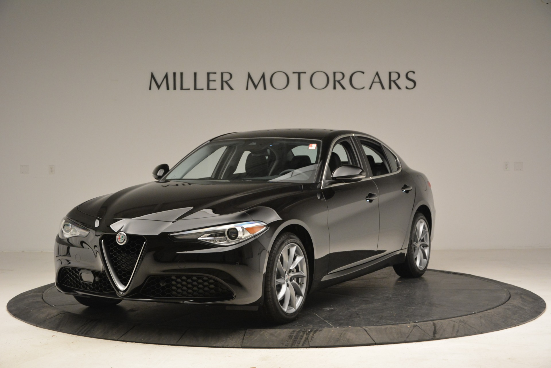 New 2018 Alfa Romeo Giulia Q4 for sale Sold at McLaren Greenwich in Greenwich CT 06830 1