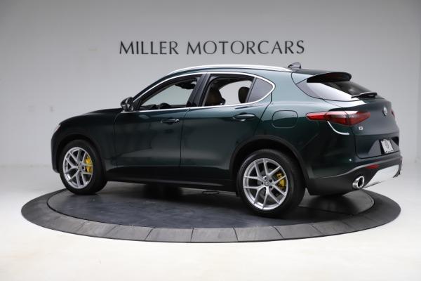 Used 2018 Alfa Romeo Stelvio Ti Q4 for sale $32,900 at McLaren Greenwich in Greenwich CT 06830 4