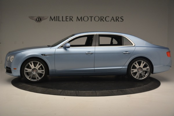 New 2018 Bentley Flying Spur V8 for sale Sold at McLaren Greenwich in Greenwich CT 06830 3