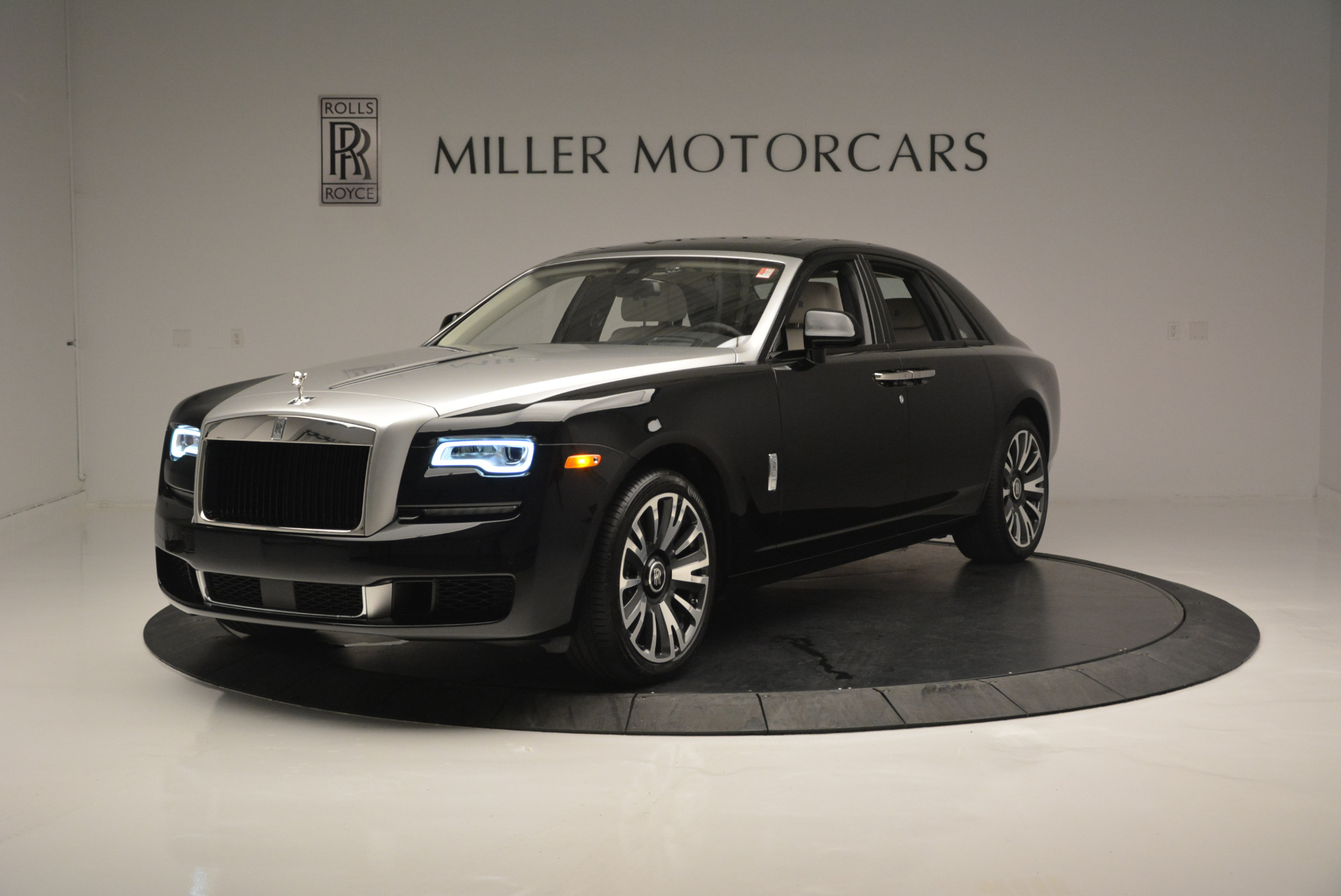 New 2019 Rolls-Royce Ghost for sale Sold at McLaren Greenwich in Greenwich CT 06830 1