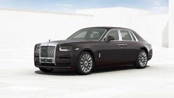New 2018 Rolls-Royce Phantom for sale Sold at McLaren Greenwich in Greenwich CT 06830 1