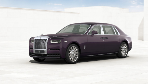 New 2018 Rolls-Royce Phantom EWB for sale Sold at McLaren Greenwich in Greenwich CT 06830 1