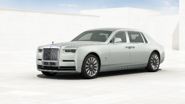New 2018 Rolls-Royce Phantom EWB for sale Sold at McLaren Greenwich in Greenwich CT 06830 1