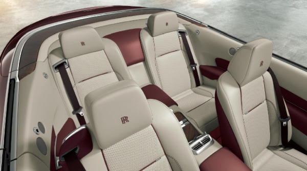 New 2018 Rolls-Royce Dawn for sale Sold at McLaren Greenwich in Greenwich CT 06830 4