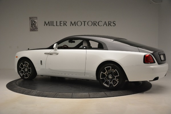 Used 2018 Rolls-Royce Wraith Black Badge Nebula Collection for sale Sold at McLaren Greenwich in Greenwich CT 06830 4