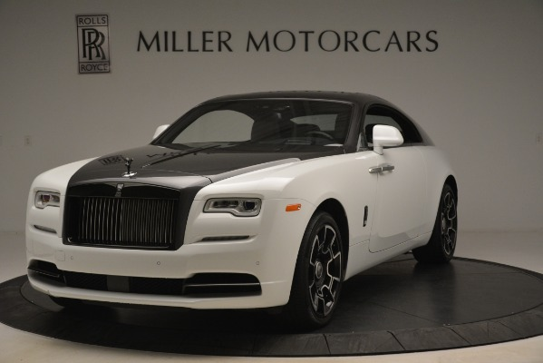 Used 2018 Rolls-Royce Wraith Black Badge Nebula Collection for sale Sold at McLaren Greenwich in Greenwich CT 06830 1