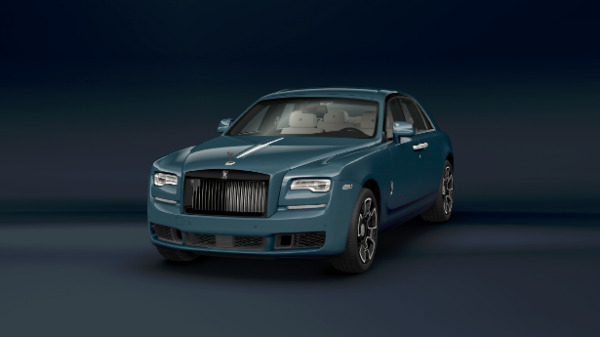 New 2018 Rolls-Royce Ghost for sale Sold at McLaren Greenwich in Greenwich CT 06830 1