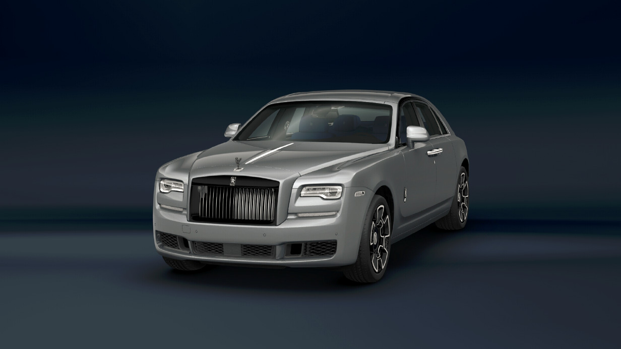 New 2018 Rolls-Royce Ghost Black Badge for sale Sold at McLaren Greenwich in Greenwich CT 06830 1