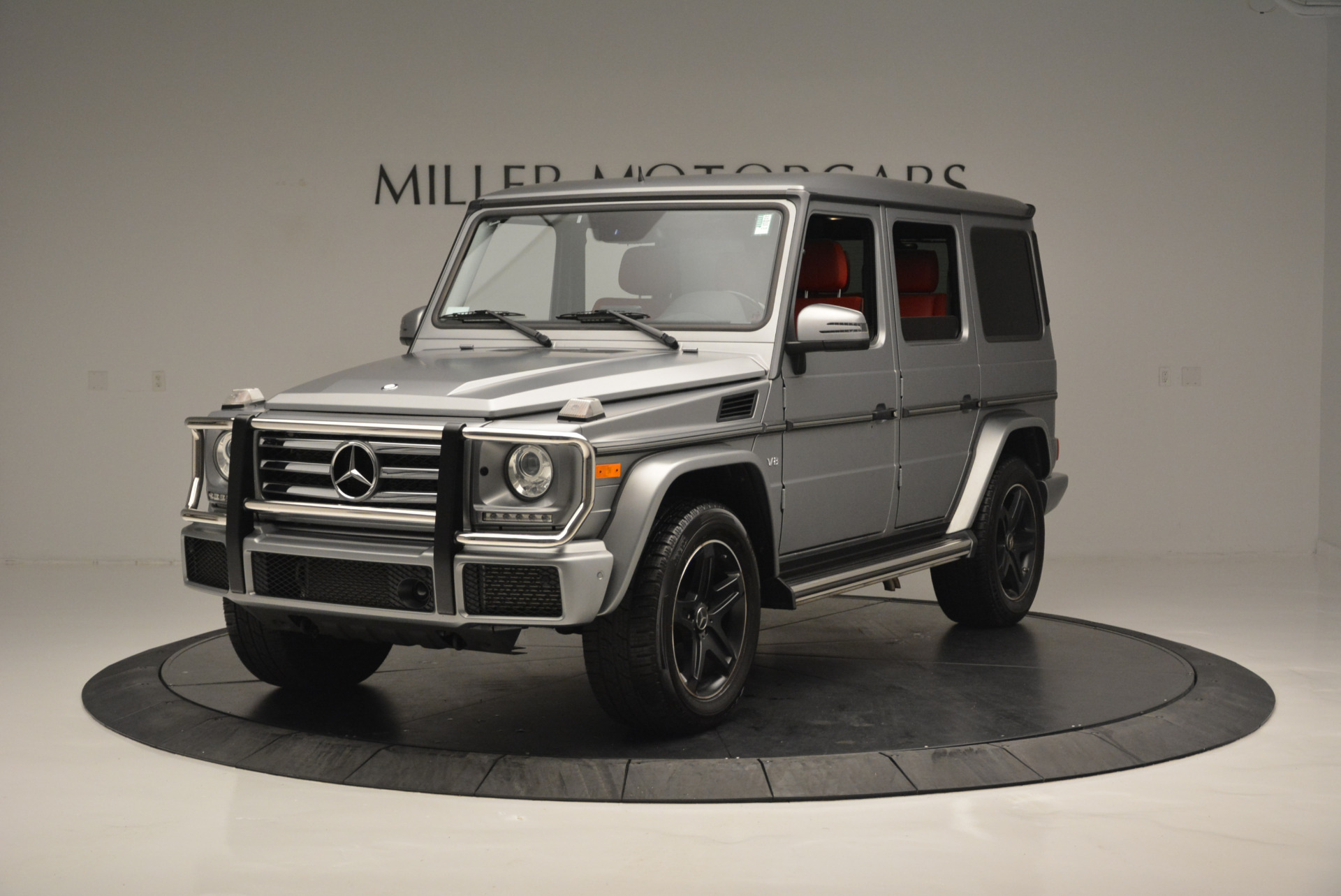 Used 2016 Mercedes-Benz G-Class G 550 for sale Sold at McLaren Greenwich in Greenwich CT 06830 1
