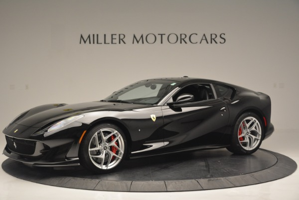 Used 2018 Ferrari 812 Superfast for sale $355,900 at McLaren Greenwich in Greenwich CT 06830 2