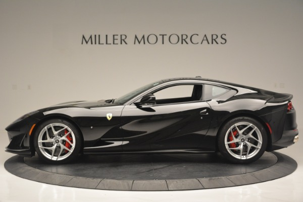 Used 2018 Ferrari 812 Superfast for sale $355,900 at McLaren Greenwich in Greenwich CT 06830 3