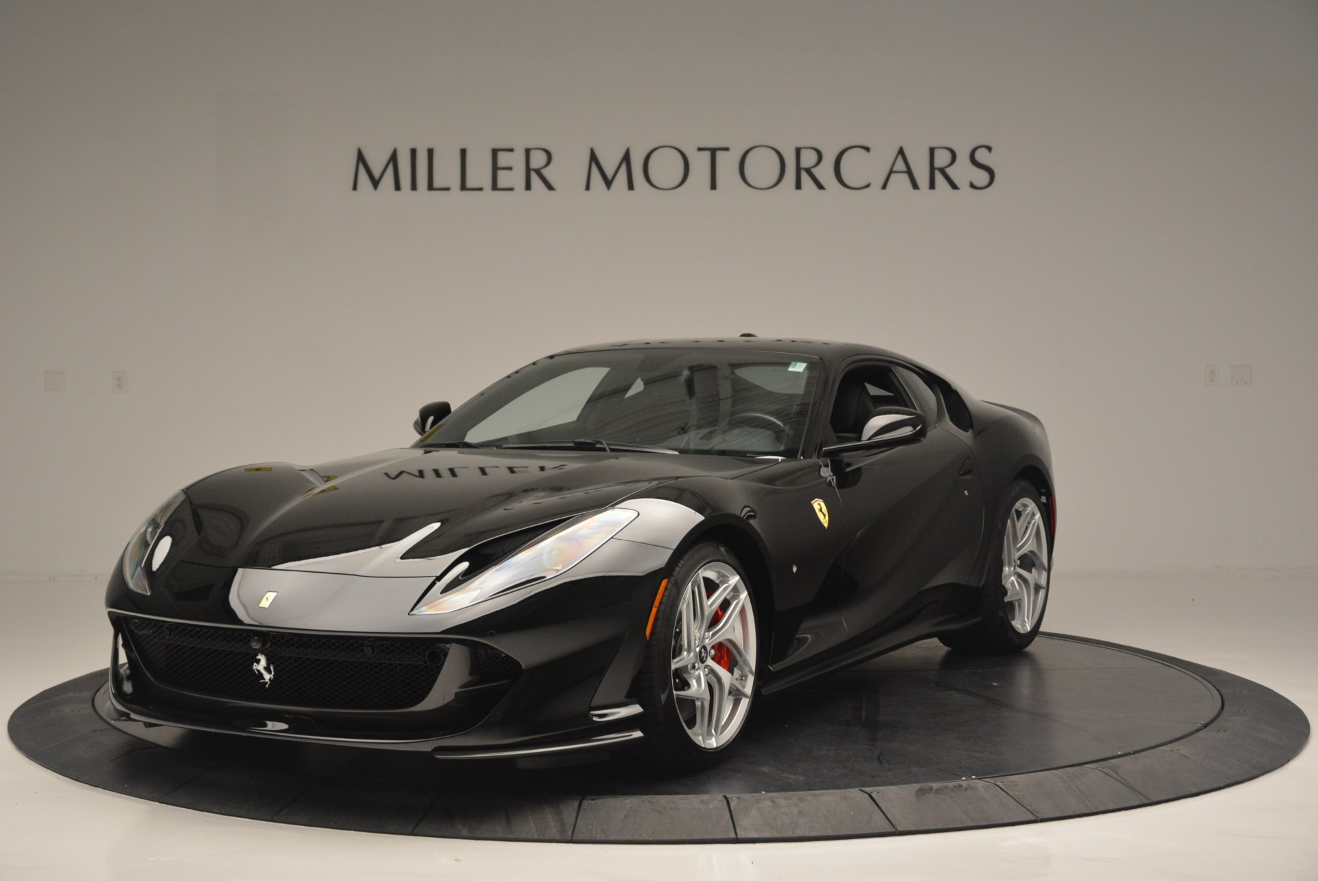 Used 2018 Ferrari 812 Superfast for sale $355,900 at McLaren Greenwich in Greenwich CT 06830 1