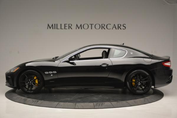 New 2018 Maserati GranTurismo Sport for sale Sold at McLaren Greenwich in Greenwich CT 06830 3