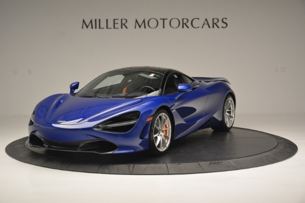 Used 2019 McLaren 720S Coupe for sale Sold at McLaren Greenwich in Greenwich CT 06830 2