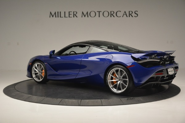 Used 2019 McLaren 720S Coupe for sale Sold at McLaren Greenwich in Greenwich CT 06830 4