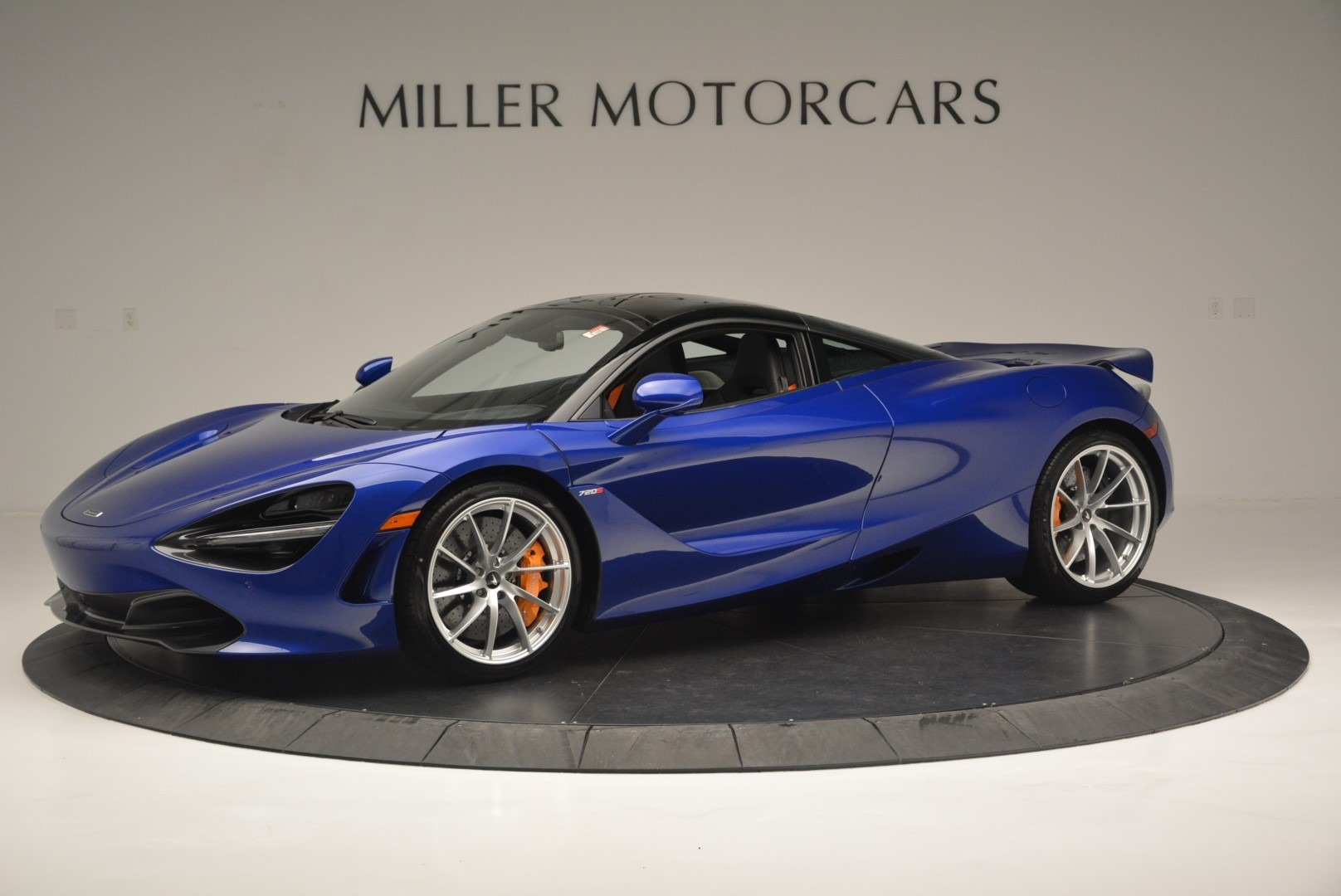 Used 2019 McLaren 720S Coupe for sale Sold at McLaren Greenwich in Greenwich CT 06830 1