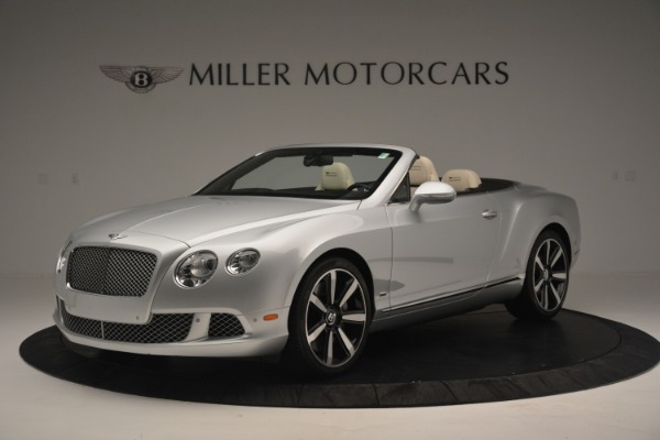 Used 2013 Bentley Continental GT W12 Le Mans Edition for sale Sold at McLaren Greenwich in Greenwich CT 06830 2