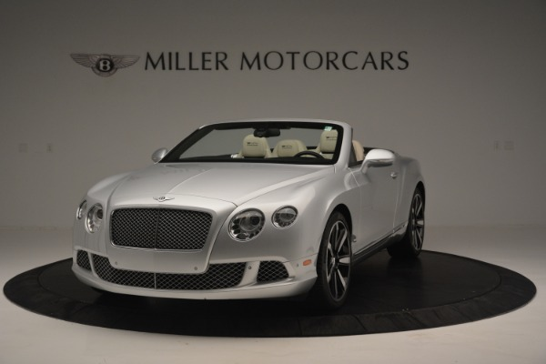 Used 2013 Bentley Continental GT W12 Le Mans Edition for sale Sold at McLaren Greenwich in Greenwich CT 06830 1