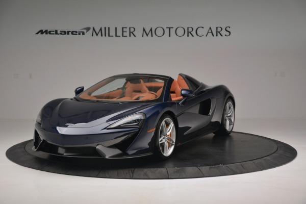 New 2019 McLaren 570S Spider Convertible for sale Sold at McLaren Greenwich in Greenwich CT 06830 2