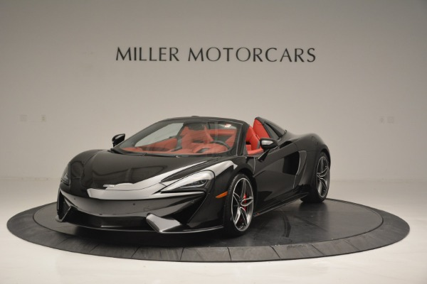 New 2019 McLaren 570S Convertible for sale Sold at McLaren Greenwich in Greenwich CT 06830 2