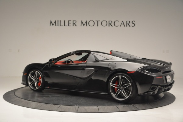 New 2019 McLaren 570S Convertible for sale Sold at McLaren Greenwich in Greenwich CT 06830 4