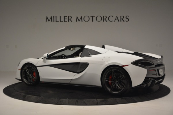 New 2019 McLaren 570S Spider Convertible for sale Sold at McLaren Greenwich in Greenwich CT 06830 4