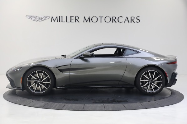 New 2019 Aston Martin Vantage V8 for sale Sold at McLaren Greenwich in Greenwich CT 06830 2