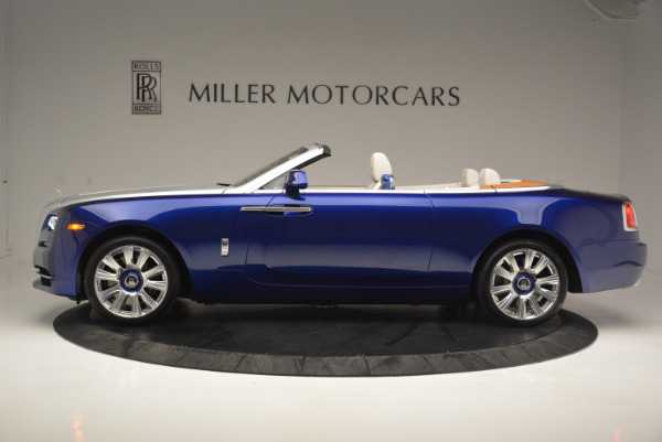 New 2019 Rolls-Royce Dawn for sale Sold at McLaren Greenwich in Greenwich CT 06830 2