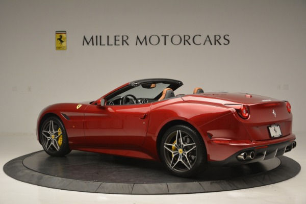 Used 2016 Ferrari California T for sale Sold at McLaren Greenwich in Greenwich CT 06830 4