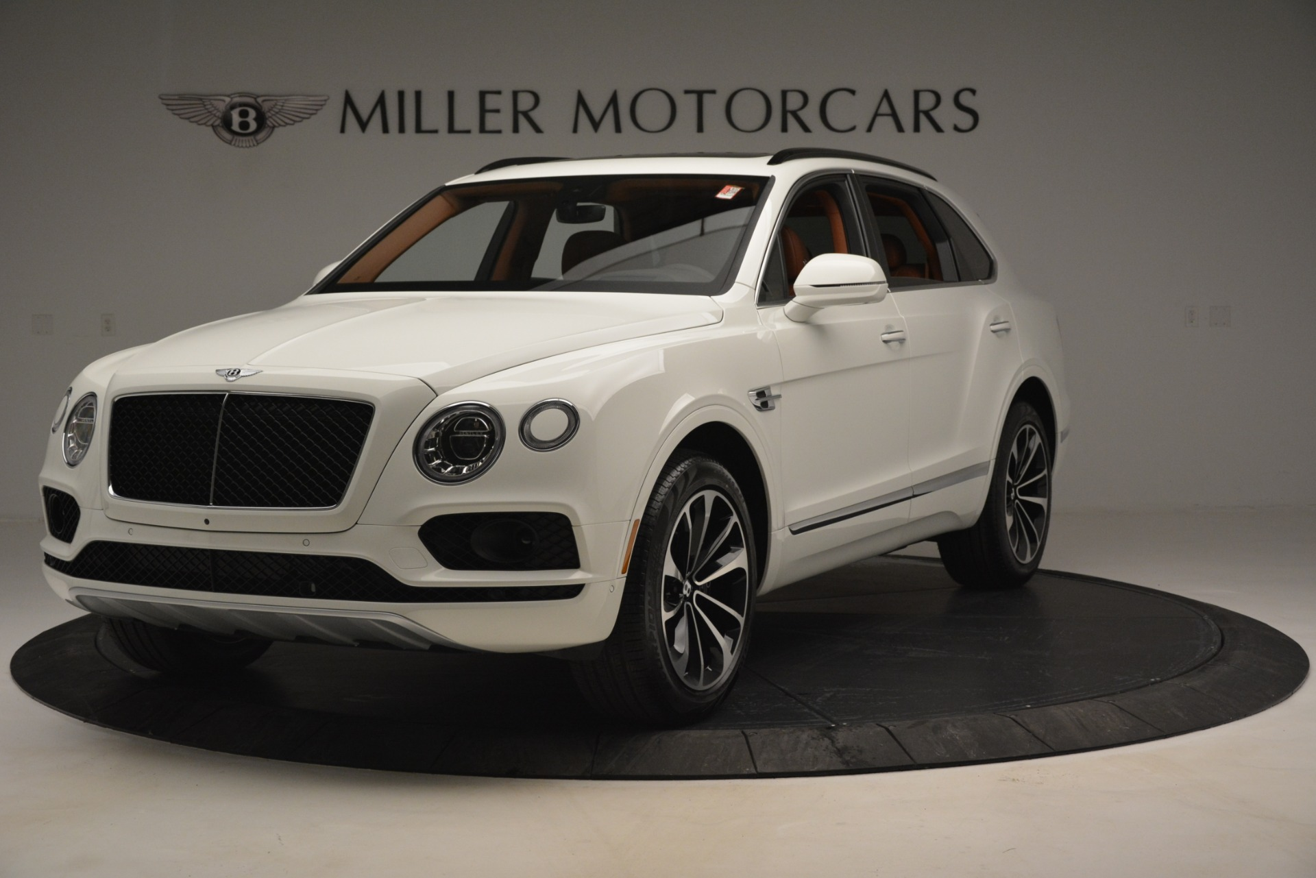 New 2019 Bentley Bentayga V8 for sale Sold at McLaren Greenwich in Greenwich CT 06830 1