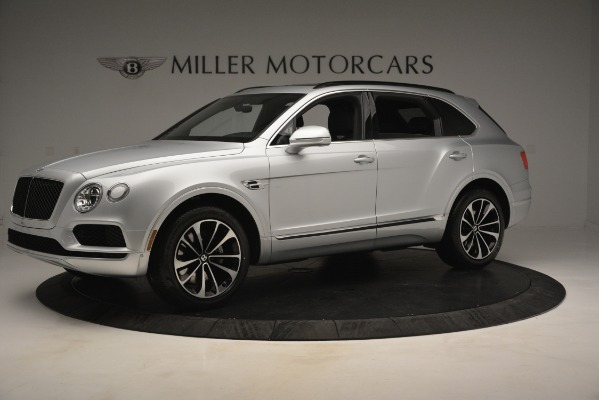 Used 2019 Bentley Bentayga V8 for sale Sold at McLaren Greenwich in Greenwich CT 06830 2