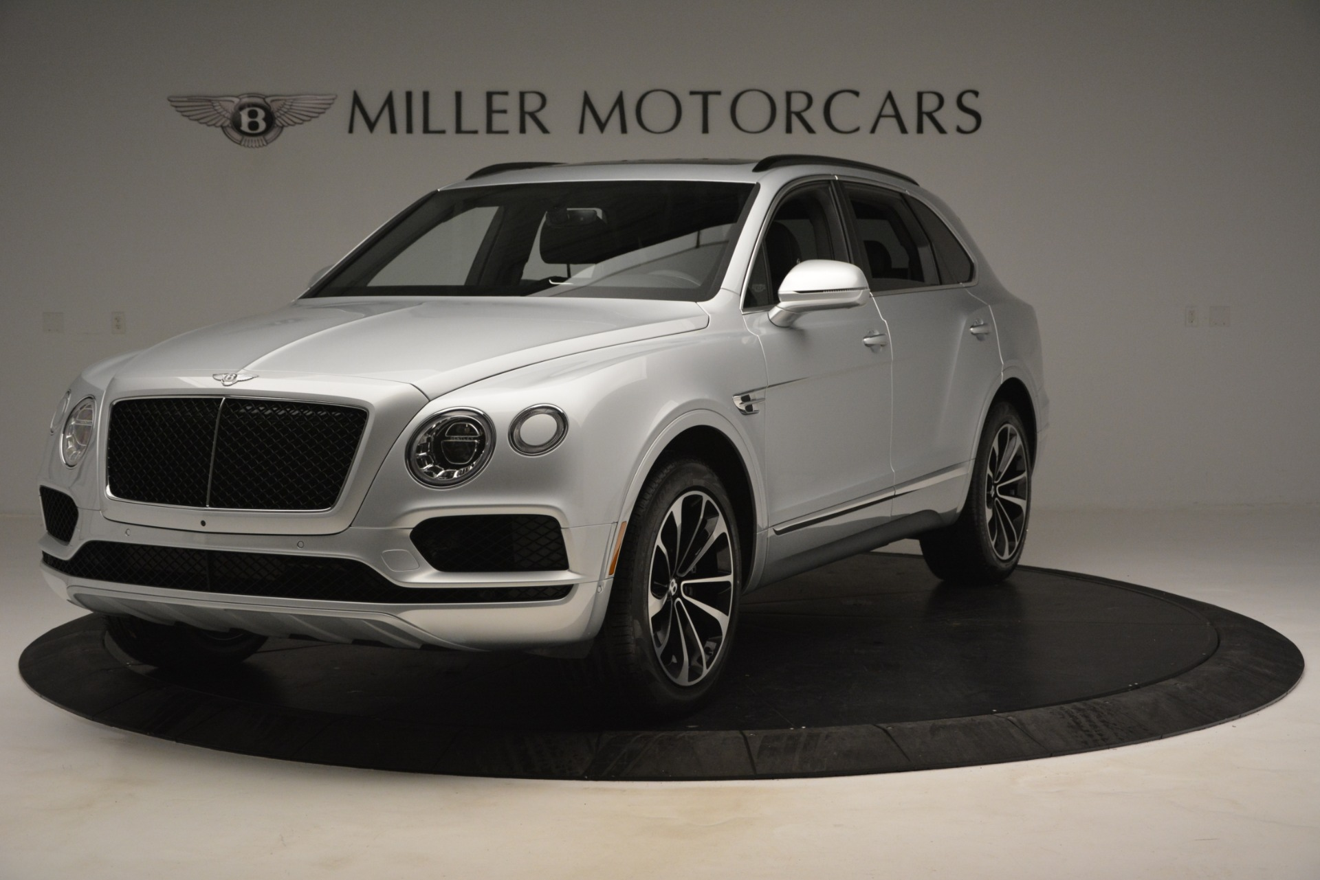 Used 2019 Bentley Bentayga V8 for sale Sold at McLaren Greenwich in Greenwich CT 06830 1