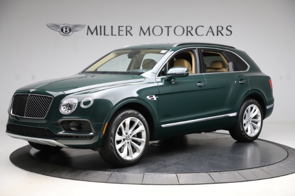 Used 2019 Bentley Bentayga V8 for sale $163,900 at McLaren Greenwich in Greenwich CT 06830 2