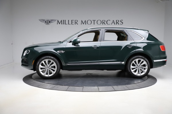 Used 2019 Bentley Bentayga V8 for sale $163,900 at McLaren Greenwich in Greenwich CT 06830 3
