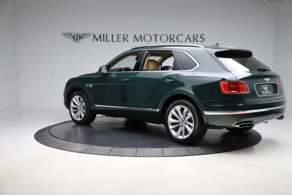 Used 2019 Bentley Bentayga V8 for sale $163,900 at McLaren Greenwich in Greenwich CT 06830 4
