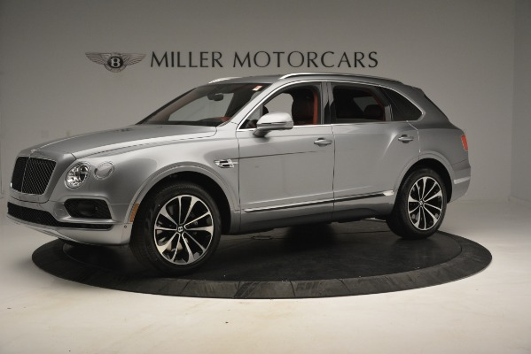 Used 2019 Bentley Bentayga V8 for sale $149,900 at McLaren Greenwich in Greenwich CT 06830 2