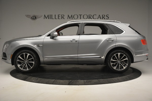 Used 2019 Bentley Bentayga V8 for sale $149,900 at McLaren Greenwich in Greenwich CT 06830 3