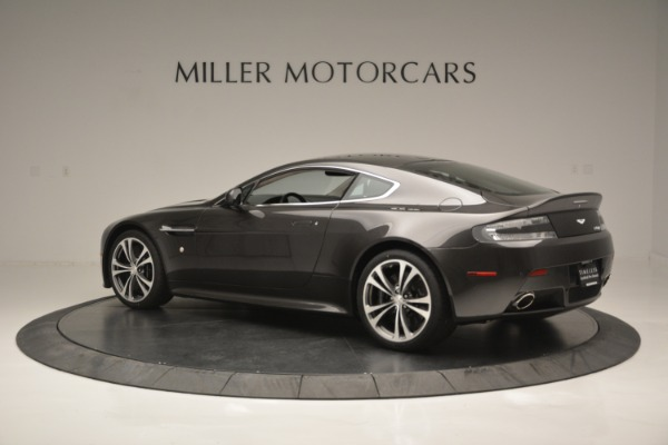 Used 2012 Aston Martin V12 Vantage Coupe for sale Sold at McLaren Greenwich in Greenwich CT 06830 4