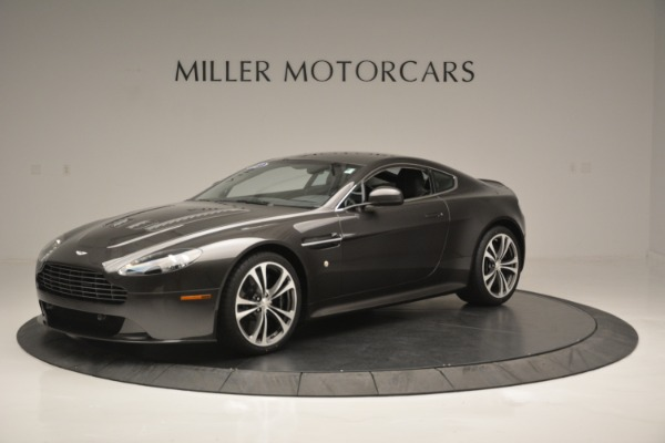 Used 2012 Aston Martin V12 Vantage Coupe for sale Sold at McLaren Greenwich in Greenwich CT 06830 1