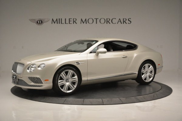Used 2016 Bentley Continental GT W12 for sale $127,900 at McLaren Greenwich in Greenwich CT 06830 2
