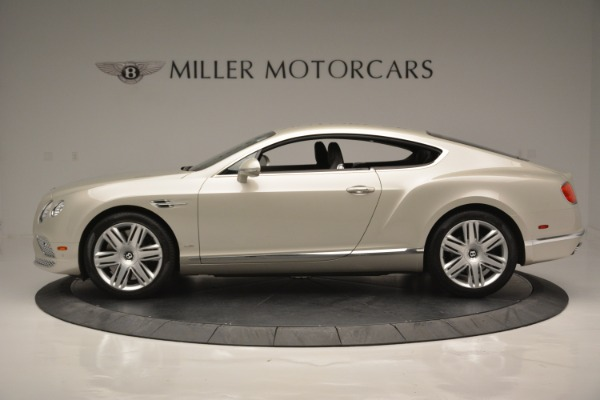 Used 2016 Bentley Continental GT W12 for sale $127,900 at McLaren Greenwich in Greenwich CT 06830 3