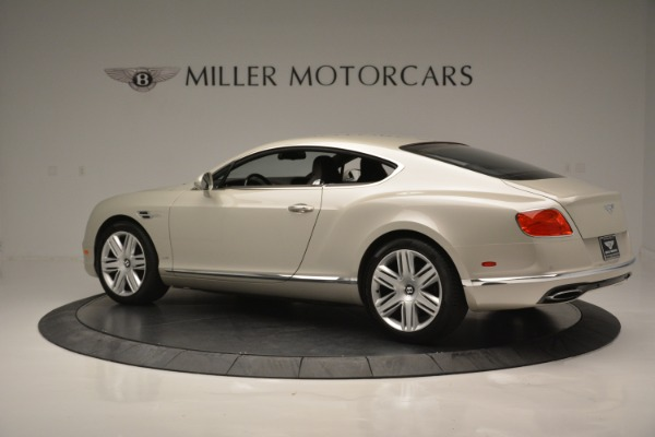 Used 2016 Bentley Continental GT W12 for sale $127,900 at McLaren Greenwich in Greenwich CT 06830 4