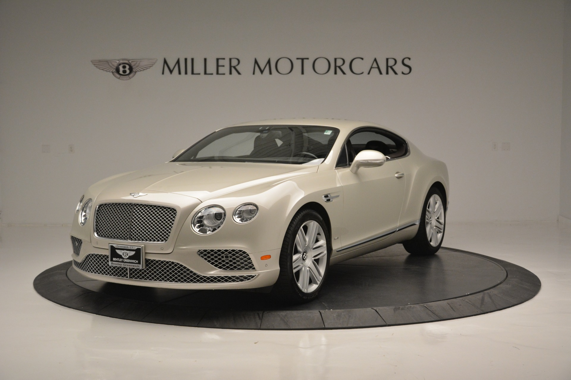Used 2016 Bentley Continental GT W12 for sale $127,900 at McLaren Greenwich in Greenwich CT 06830 1