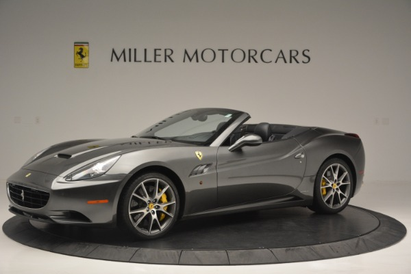 Used 2013 Ferrari California 30 for sale $113,900 at McLaren Greenwich in Greenwich CT 06830 2