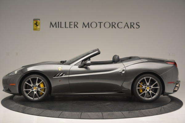 Used 2013 Ferrari California 30 for sale $113,900 at McLaren Greenwich in Greenwich CT 06830 3