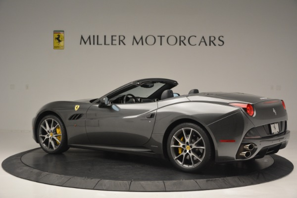 Used 2013 Ferrari California 30 for sale $113,900 at McLaren Greenwich in Greenwich CT 06830 4