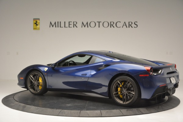 Used 2018 Ferrari 488 GTB for sale Sold at McLaren Greenwich in Greenwich CT 06830 4
