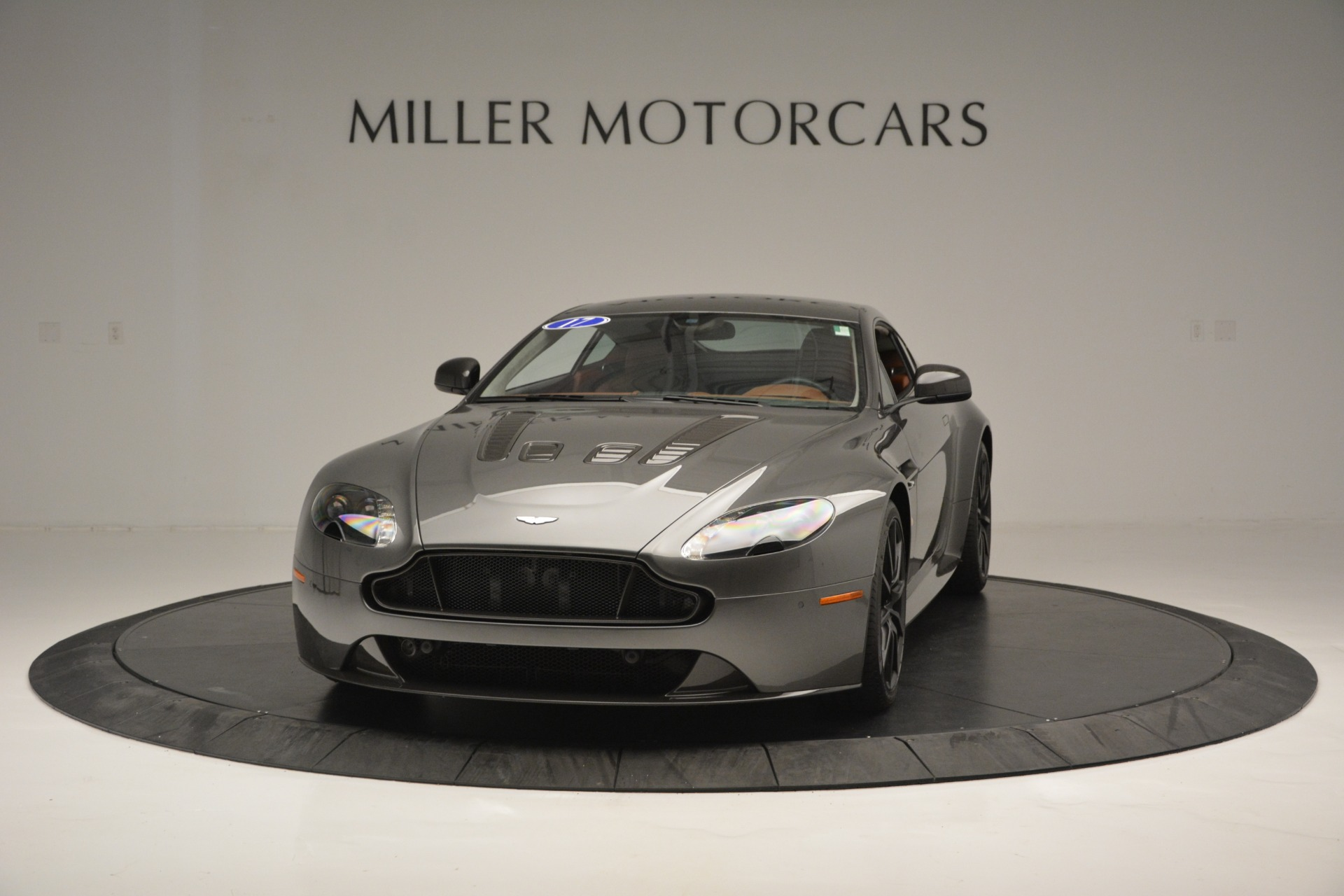 Used 2017 Aston Martin V12 Vantage S for sale Sold at McLaren Greenwich in Greenwich CT 06830 1