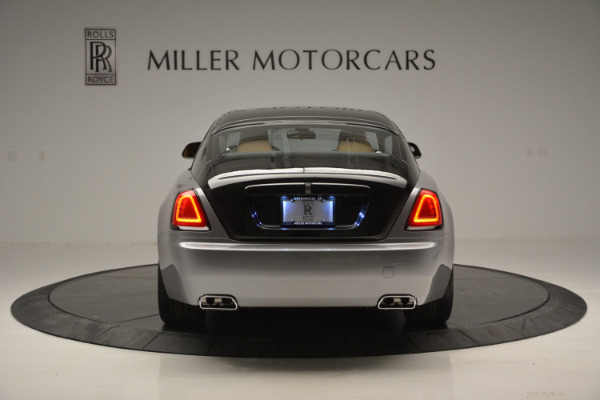 New 2019 Rolls-Royce Wraith for sale Sold at McLaren Greenwich in Greenwich CT 06830 4