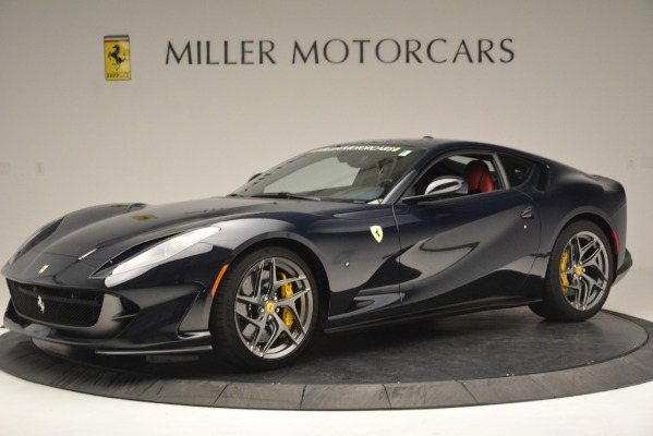 Used 2018 Ferrari 812 Superfast for sale $349,900 at McLaren Greenwich in Greenwich CT 06830 2